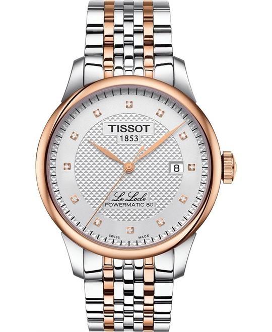 Tissot Le Locle T006.407.22.036.01 Powermatic 80 39.3