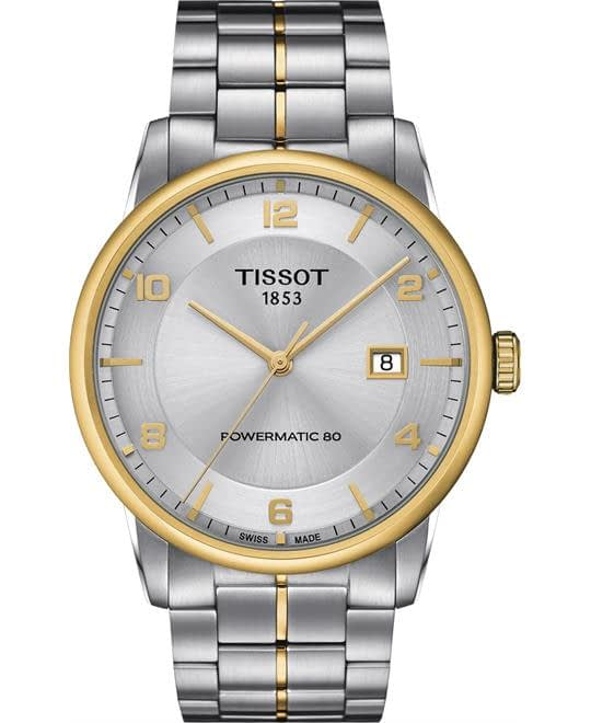 Tissot Luxury T086.407.22.037.00 Watch 41mm