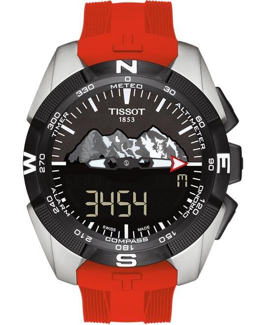 Tissot T-Touch T091.420.47.051.10 Expert Solar Jungfraubahn Edition 45