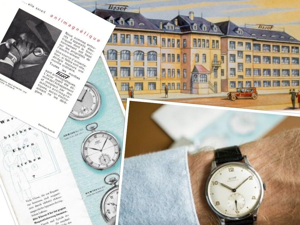 đôi nét về lịch sử đồng hồ tissot