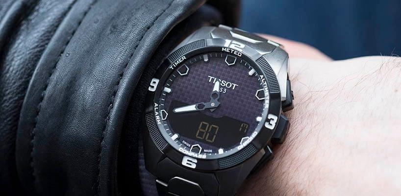 Đồng hồ Tissot T-Touch Expert Solar