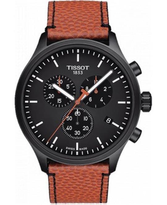 Tissot Chrono Xl T116.617.36.051.12 Nba Special Edition Watch 45mm