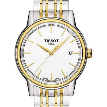 Tissot Carson T085.410.22.011.00 Watch 40 mm