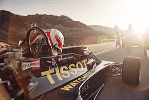 Tissot Formula 1 Ensign