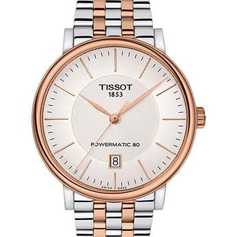 Tissot Carson T122.407.22.031.01 Watch 40mm