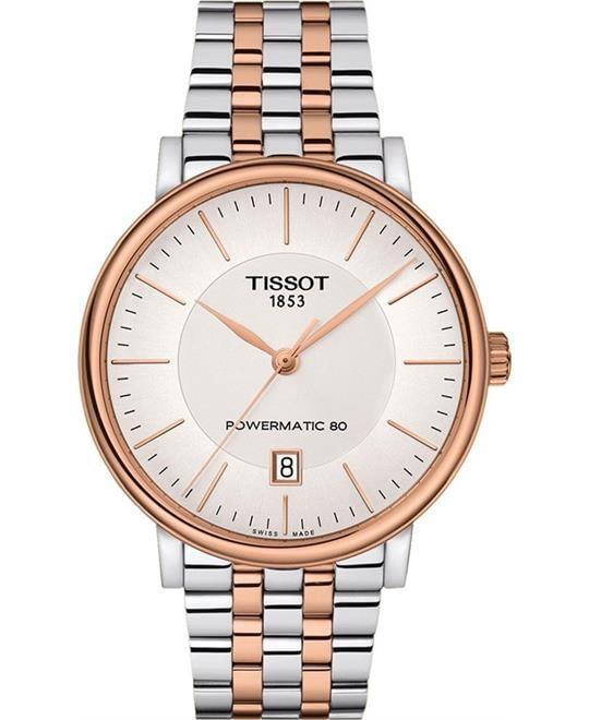 Tissot Carson T122.407.22.031.01 Watch 40mm