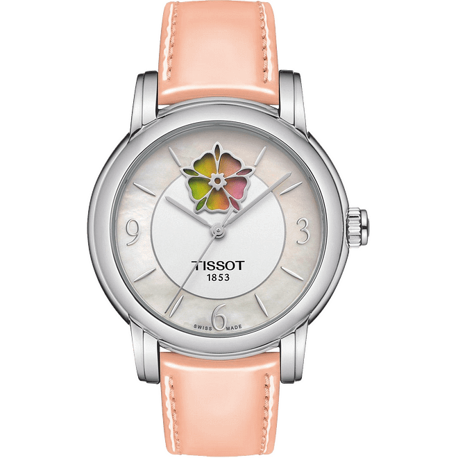 Tissot Lady Heart T050.207.16.117.00 Flower Powermatic 80 35mm