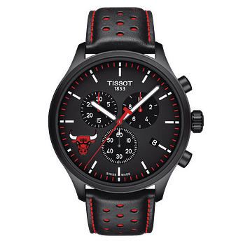 TISSOT CHRONO XL NBA T116.617.36.051.00 Watch 45mm