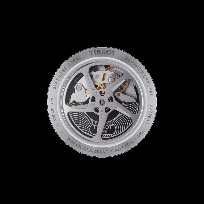 Tissot T-Race T115.427.27.041.00 Automatic 48.8