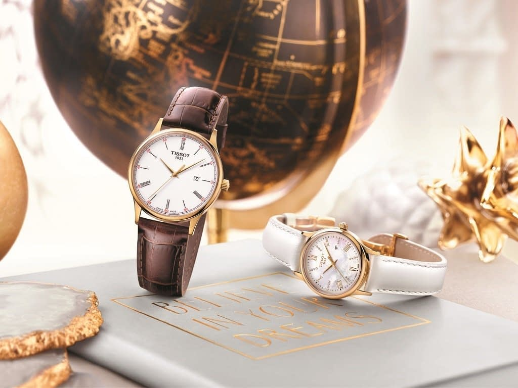 Đồng hồ TISSOT T-Gold Collection