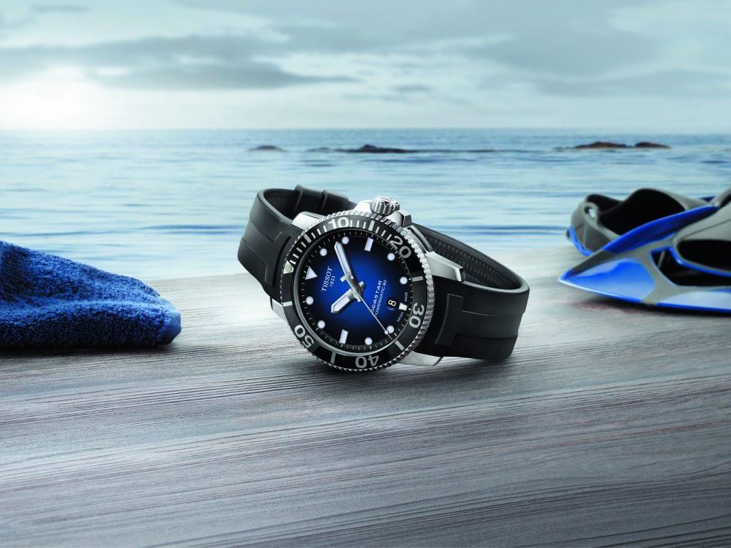 Đồng hồ lặn Tissot Seastar 1000