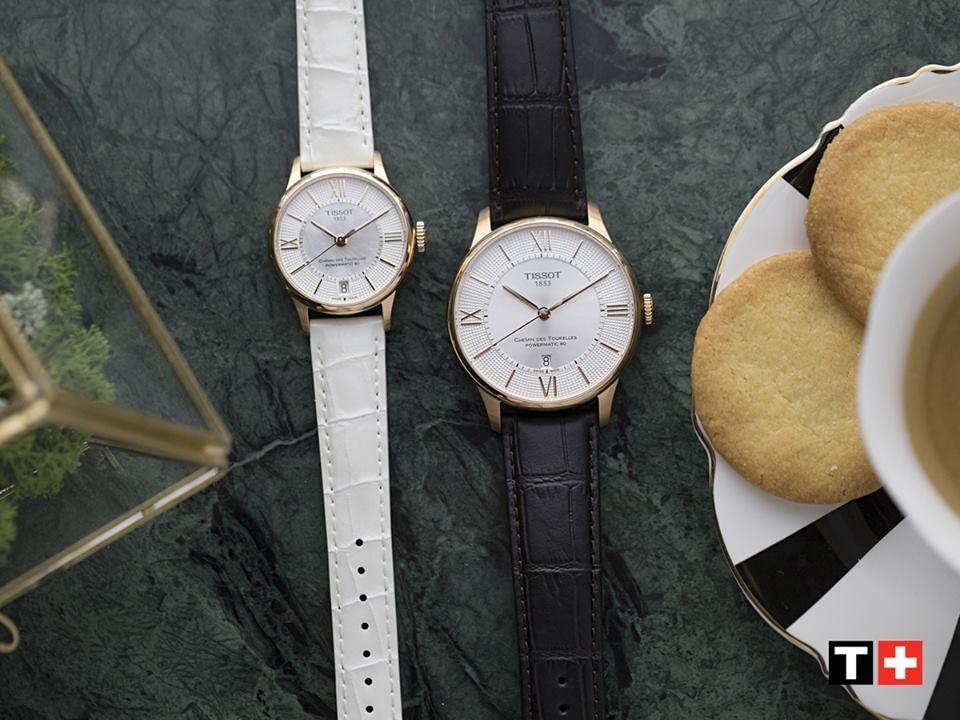 Lịch sử đồng hồ Tissot