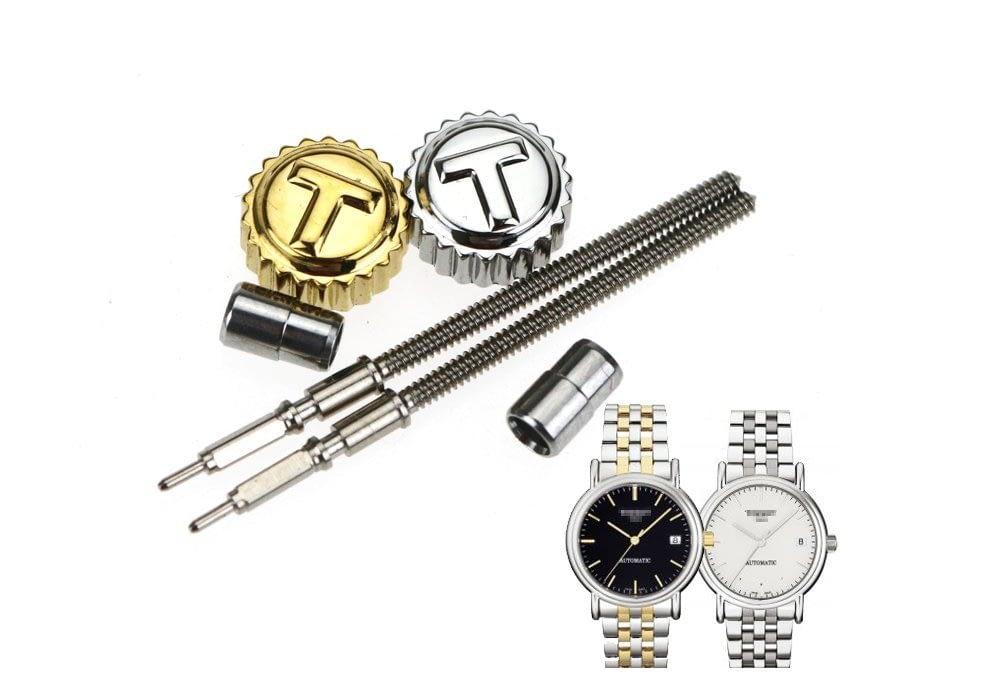 Núm điều chỉnh đồng hồ Tissot chính hãng