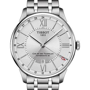 Tissot Chemin T099.429.11.038.00 Des Tourelles 42