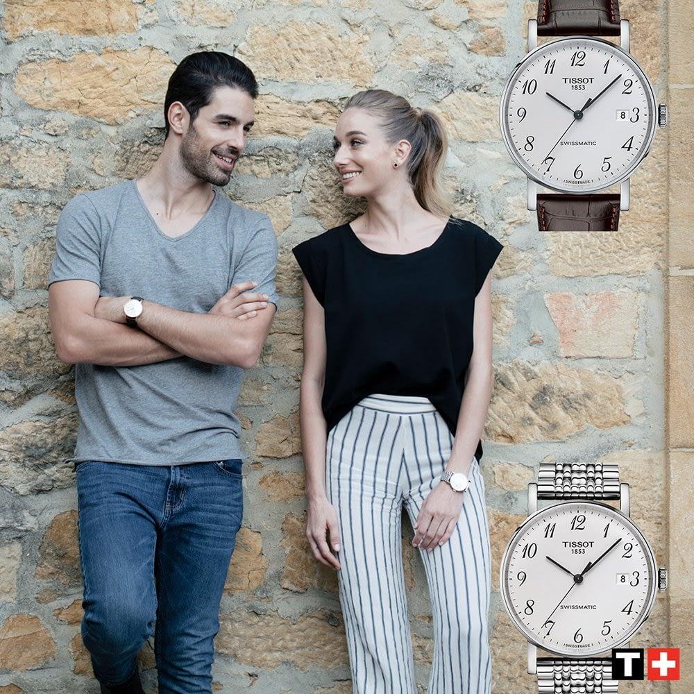 Đồng hồ Tissot Everytime Swissmatic