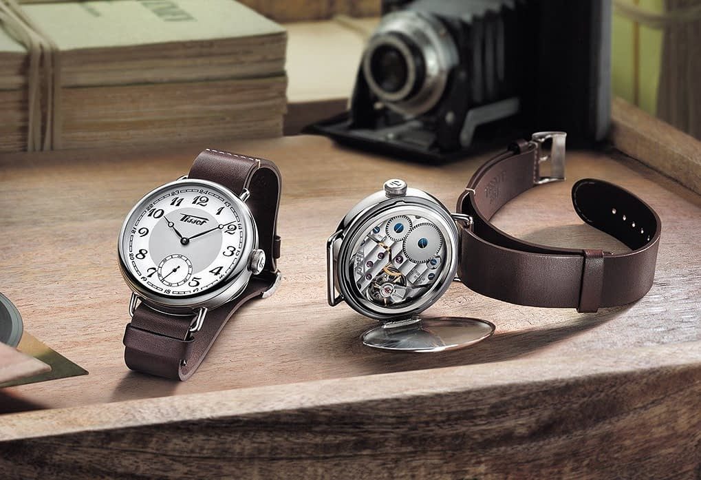 Đồng hồ TISSOT Heritage Collection