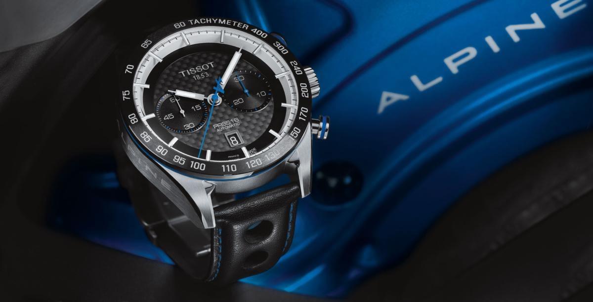Đồng hồ thể thao Tissot V8 Alpine