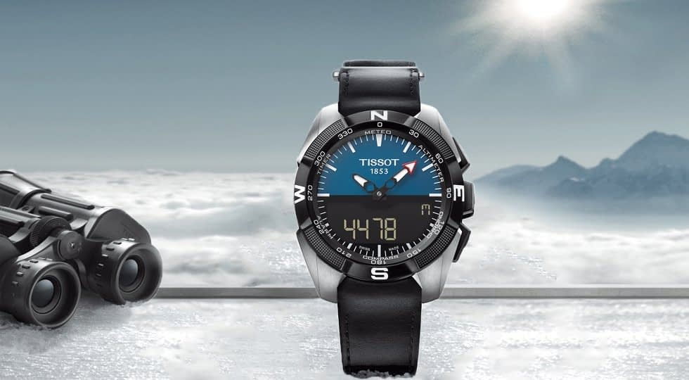 Đồng hồ TISSOT T-TOUCH Collection