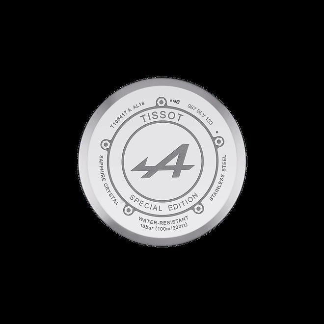 TISSOT V8 ALPINE 2017 T106.417.16.201.01
