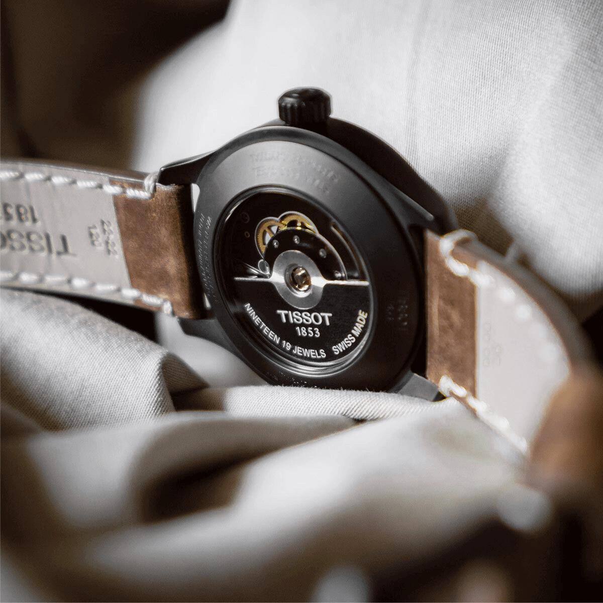 đồng hồ tissot chính hãng