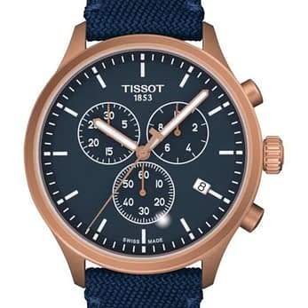 Tissot Chrono XL T116.617.37.041.00 Watch 45mm