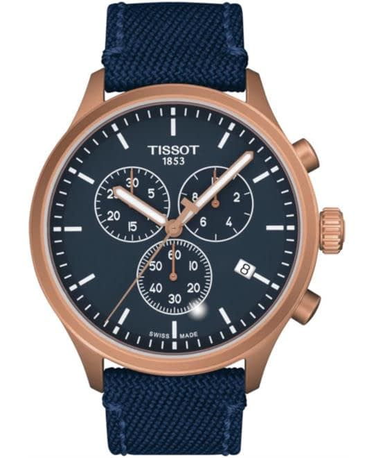 Tissot Chrono XL T116.617.37.041.00 Watch 45mm