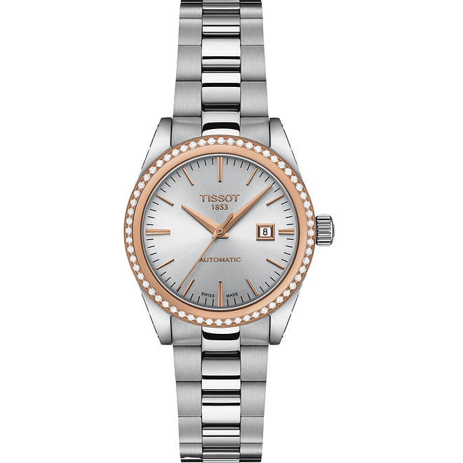 Tissot T-My Lady T930.007.41.031.00 18k Gold 29mm