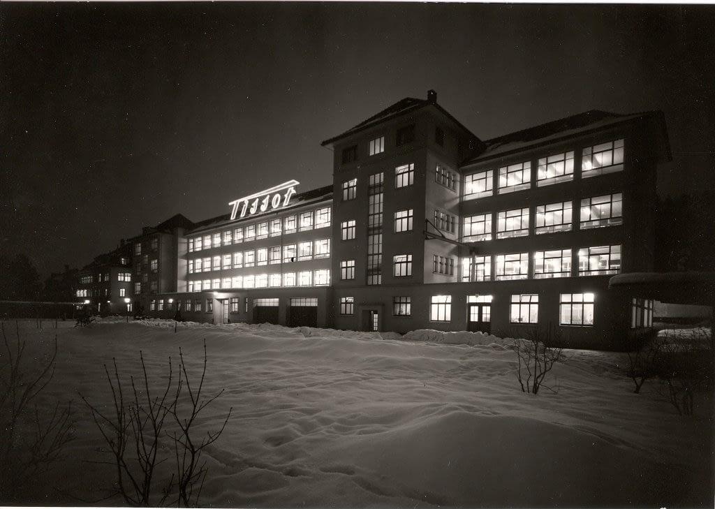 Công ty Tissot vào năm 1948