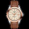 đồng hồ nam TISSOT GENTLEMAN POWERMATIC 80 SILICIUM 18K GOLD T927.407.46.261.00