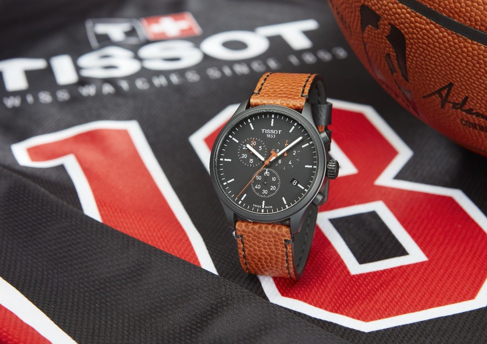 đồng hồ Tissot Chrono XL NBA Collector