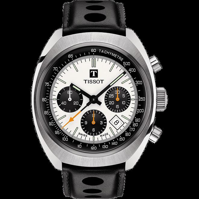 Tissot Heritage 1973 T124.427.16.031.00 Watch 46.6mm
